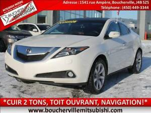 2010 Acura ZDX Technology *GPS (NAVIGATION), CUIR 2 TONS, TOIT*