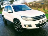✅2013 Volkswagen Tiguan 2.0 TDI SE TDI BLUETECH 4 MOTION👉👉 £58 A WEEK FINANCE