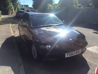 BMW 320d compact (150hp)