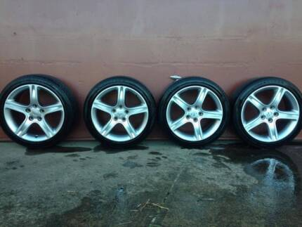 Lexus IS200/IS300 Alloy Wheels 17 inch Galston Hornsby Area Preview