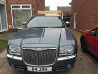 SWAP MY BABY BENTLEY / CHRYSLER 300C DIESEL