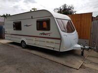 Coachman Amara 520/4 4 berth caravan 2006 MOTOR MOVER, AWNING VGC BARGAIN !!