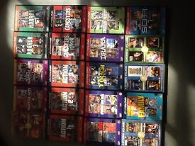Various DVDs in good condition