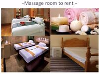 Therapy room to rent -Willesden green close to station Ideal for Massage therapy 210pw all bill inc.