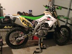 2013 kxf 450 for sale Bairnsdale East Gippsland Preview