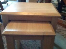 Three Coffee Tables