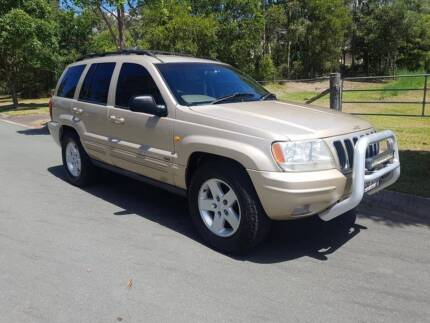 2000 Jeep Grand Cherokee Limited (4x4)