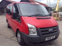 2008 Ford Transit Tourneo T280 110 9 seater minibus no vat Px welcome
