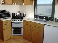 SEAVIEW, INGOLDMELLS, SKEGNESS. 2 CARAVANS FOR RENT/LET/HIRE