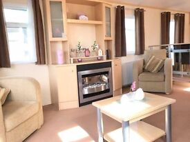 Luxury Caravan For Sale At The Upgraded Sandylands Holiday Park Ayrshire