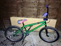 BMX swap for 50-125 cc