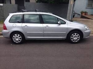 2004 Peugeot 307 Wagon Merewether Newcastle Area Preview