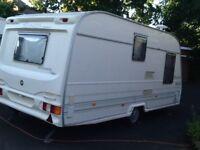 Avondale Rialto 480-2 berth millennium edition touring caravan