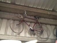 Racing bikes x2