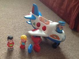 Happy Land Jumbo Jet