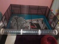 Large Pets at Home Cage for sale