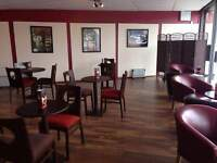 Coffee Shop To Let in Busy Location- Rochdale- Opposite Train Station and Tram Station
