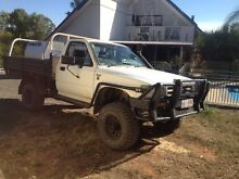 Hilux ln106 1993  wrecking Fairney View Ipswich City Preview