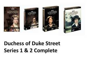 DUCHESS OF DUKE STREET COMPLETE 1 & 2 DVD NEW