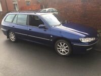 2003/53 PLATE 406 S HDI WITH TOW BAR 10 MONTH MOT