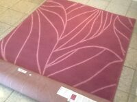 """Great quality and condition IKEA LABORG rug 133cm x195cm(4'4"""" x6'5"""")used for 3weeks-no smoking&pets"""