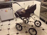 Silver cross stroller buggy