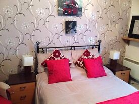 Double room for single occupancy