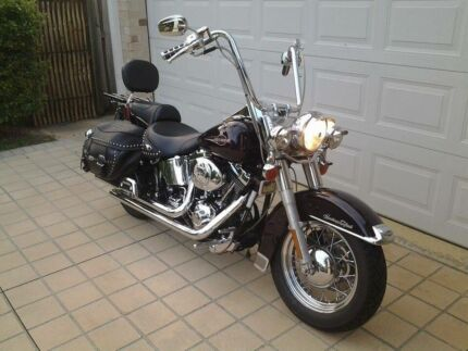Harley Davidson 2006 Heritage Softtail For SALE! Upper Coomera Gold Coast North Preview