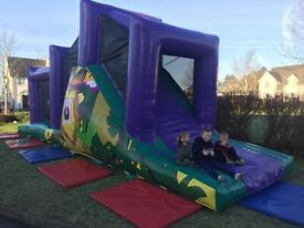 Airquee Assault Course Bouncy Castle