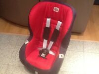 Britax ECLIPSE 2016 model group 1 car seat for 9kg upto 18kg(9mths to 4yrs)used only for 2weeks
