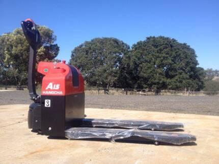 Hangcha 1.5 tonne Electric Pallet Truck Glamorgan Vale Ipswich City Preview