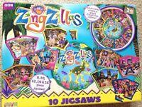 Zingzillas jigsaw puzzle - 10 jigsaw puzzles NEW!