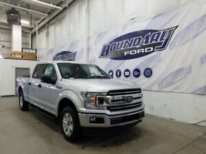 "2018 Ford F-150 SuperCrew XLT 157"" 5.0L V8"