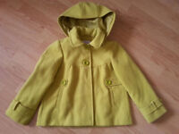 Girl's winter jacket from Next age 7-8years