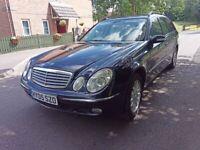 Mercedes-Benz E320 CDI 7 Seater