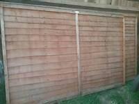 panel fence