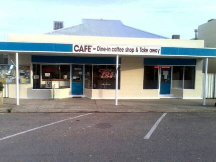 Business for sale Cafe dine in takeaway residence Lameroo Southern Mallee Preview