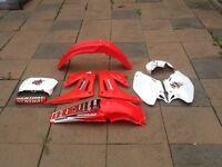2004 crf 250 plastics for sale