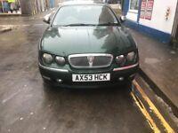 Rover 75 spare or repair