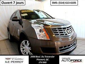 2014 CADILLAC SRX LUXURY, TOIT PANORAMIQUE,