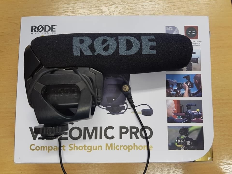 Rode Videomic Pro Compact Shotgun Microphone In Clifton Bristol