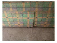 DOUBLE DIVAN BASE WITH MATCHING MATTRESS VIEWING WELCOME