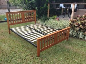 Queen bed base Yorkeys Knob Cairns City Preview