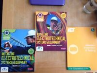 Installing electrotechnical systems and equipment book A & B &Inspection and testing guidance note 3