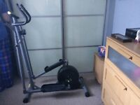 Brand new cross trainer only used once, paid £180 selling for £100 collection only