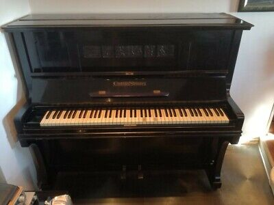 Grotrian Steinweg Upright Piano 1970 In Great Condition.