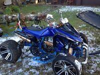 Spy f1 quads 350cc and 250cc