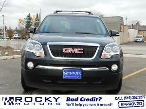 2010 GMC Acadia SLT-1 $19,995 PLUS TAX