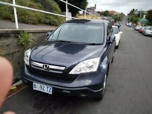 2009 Honda CR-V Wagon auto West Hobart Hobart City Preview
