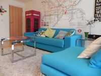 FULLY FURNISHED 1 BEDROOM APARTMENT TO RENT - AXIS COURT, BERMONDSEY TOWER BRIDGE - THE CITY